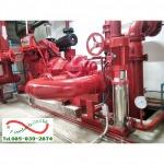 รับเหมาติดตั้งงานวางระบบดับเพลิง ระยอง - ผู้รับเหมาติดตั้งระบบดับเพลิงโรงงาน