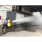 ทดสอบการใช้งานอุปกรณ์ดับเพลิง - ผู้รับเหมาติดตั้งระบบดับเพลิงโรงงาน