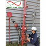 รับซ่อมงานระบบดับเพลิงโรงงาน ชลบุรี - ผู้รับเหมาติดตั้งระบบดับเพลิงโรงงาน