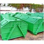 ถังเหล็กเก็บขยะ - ถังเหล็ก ถังไซโล - อินโนเวชั่น เทค เอ็นจิเนียริ่ง (ถัง-แท้งค์ สำหรับโรงงานอุตสาหกรรม)