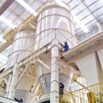 Manufacturers equipped with silo tanks. - Innovation Tech Engineering Co Ltd