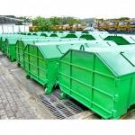 ถังขยะเหล็ก - ติดตั้ง ถังเหล็ก ถังสแตนเลส ถังบรรจุสารเคมี ถังเก็บน้ำร้อน ในกลุ่มโรงงานอุตสาหกรรม