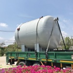 Production of steel tanks. - Innovation Tech Engineering Co Ltd