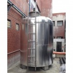 Stainless steel water tank - Innovation Tech Engineering Co Ltd