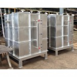 Square stainless steel tank - Innovation Tech Engineering Co Ltd