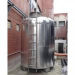 ถังน้ำสแตนเลส - ติดตั้ง ถังเหล็ก ถังสแตนเลส ถังบรรจุสารเคมี ถังเก็บน้ำร้อน ในกลุ่มโรงงานอุตสาหกรรม