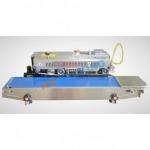 เครื่องซีลและเติมลมไนโตรเจน รุ่น FR900 - บริษัท เค.เอ็น.แพ็คกิ้ง จำกัด