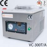 เครื่องซีลสูญญากาศตั้งโต๊ะ รุ่น VC300T/A - บริษัท เค.เอ็น.แพ็คกิ้ง จำกัด