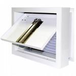 Pressure Damper (ชุดปรับแรงดันในคลีนรูม) - ตู้ปลอดเชื้อและอุปกรณ์ในคลีนรูม IsscoThai