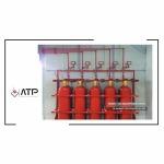 ระบบดับเพลิงอัตโนมัติด้วยก๊าซ  - ออกแบบ ติดตั้งระบบดับเพลิง แอดวานซ์ เทค โพรดักท์
