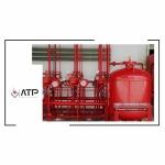 ระบบดับเพลิงอัตโนมัติด้วยโฟม - ออกแบบ ติดตั้งระบบดับเพลิง แอดวานซ์ เทค โพรดักท์