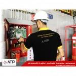 ตรวจเช็ค บำรุงรักษา ระบบดับเพลิง  - ออกแบบ ติดตั้งระบบดับเพลิง แอดวานซ์ เทค โพรดักท์