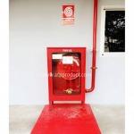 วางระบบ ติดตั้งตู้สายฉีดน้ำดับเพลิง อาคาร โรงงาน - ออกแบบ ติดตั้งระบบดับเพลิง แอดวานซ์ เทค โพรดักท์