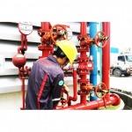 Design, installation, fire extinguishing system