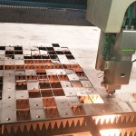โรงงานตัดเลเซอร์แผ่นเหล็กตามแบบ - ห้างหุ้นส่วนจำกัด ธนกิจไพศาล