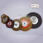 แปรงล้อ (Wheel Brush) - โรงงานผลิตแปรงอุตสาหกรรม  เซ็นทรัล ทูลส์ (ประเทศไทย)