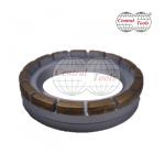 ใบเจียร Roller 5''  รุ่น 1 ชั้น (Diamond Cup Wheel 5'') - โรงงานผลิตแปรงอุตสาหกรรม  เซ็นทรัล ทูลส์ (ประเทศไทย)