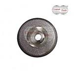 ใบเจียร 4'' หน้าตรงไม่เจาะรูขอบโค้ง (Diamond Cup Wheel 4'') - โรงงานผลิตแปรงอุตสาหกรรม  เซ็นทรัล ทูลส์ (ประเทศไทย)