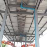 ติดตั้งท่อลม - ติดตั้งรางน้ำฝน ปทุมธานี - ส.เจริญการช่าง