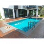 สร้างสระว่ายน้ำทรงสี่เหลี่ยม เชียงใหม่ - ดี อาร์ พูลส์ รับสร้างสระว่ายน้ำ เชียงใหม่