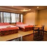 ห้องพักครอบครัวขนาดใหญ่สระบุรี - ต้นปาล์ม รีสอร์ท สระบุรี