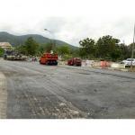 รับบดถนน เชียงใหม่ - บริษัท กาญจนาธุรกิจก่อสร้าง จำกัด