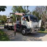 เครน ขนย้ายต้นไม้ - รถเครนรับจ้าง ขนส่งต้นไม้ เอ แอนด์ เอ เครน