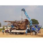 เครนย้ายต้นไม้ - รถเครนรับจ้าง ขนส่งต้นไม้ เอ แอนด์ เอ เครน