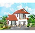BD - 1503 บ้านชั้นครึ่ง - รับสร้างบ้านช่างดี