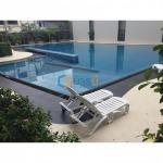 พื้นสระว่ายน้ำ Swimming Pool - บารมี คัลเลอร์ เฟล็กซ์ (Barame Color Flake)