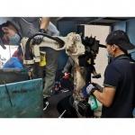 Repair robots, robots, Chonburi - บริษัท วัฒนา แมชชีนเทค จำกัด