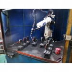 หุ่นยนต์เชื่อม ชลบุรี - บริษัท วัฒนา แมชชีนเทค จำกัด