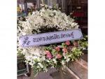 รับจัดพวงหรีดดอกไม้สด - รับจัดดอกไม้ภูเก็ต โรซ่า โรส
