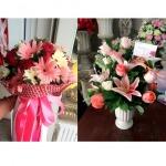 แจกันดอกไม้ - ดอกไม้แทนใจ สุรินทร์