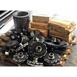 รับออกแบบชิ้นงานรับกลึงงาน CNC - ส.รุ่งเรือง ผลิตอะไหล่รถเกี่ยวข้าว นนทบุรี