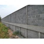 กำแพงกันดิน+รั้วอิฐบล็อกเปลือย - บริษัท ดับบลิวพีอี เอ็นจิเนียริ่ง ดีเวลลอปเมนท์ จำกัด