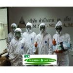 รับจ้างฉีดพ่นฆ่าเชื้อไวรัส - บริษัทรับทำความสะอาด เอ.เอ็น.จี.แมเนจเมนท์ แอนด์ เซอร์วิสเซส
