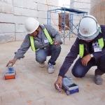 STRUCTURESCAN/งานสตรั๊คเจอร์สแกน งานตรวจสอบแนวลวดสลิงรับแรง - บริษัท ดีรีโนเวท (เคอาร์) จำกัด