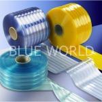 ม่านพลาสติก (PVC Strip Curtain) - จำหน่ายติดตั้งม่านพลาสติก - บลูเวิลด์ เทรดดิ้ง