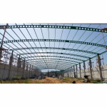 The company installs a cellular beam. - JG Design & Build Co Ltd