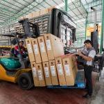ขนส่งสินค้าสุราษฎร์ธานี - ภูเก็ตศรีสุชาติขนส่ง สินค้าอุตสาหกรรม