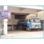 ส่งน้ำประปา 24 ชั่วโมง - บริการรถส่งน้ำประปา - เพ็ญศรี