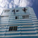 รับทำความสะอาดนอกอาคาร - รับทำความสะอาดครบวงจร - อินมายด์ คลีนเนอร์ เซอร์วิส