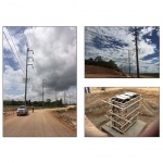 PROJECT : 115,22 KV. Transmission Line (Package C) - บริษัท อะโกรเทค เอ็นเนอร์ยี จำกัด