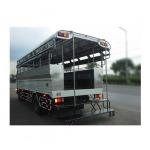 รถรับส่งพนักงาน 6 ล้อ - บริษัท ไทยเทค กรุ๊ป 2013 จำกัด