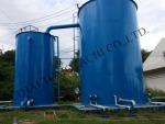 ระบบผลิตน้ำประปา - บริษัท บำบัดน้ำเสีย-ไทย โตโมทาชิ จำกัด