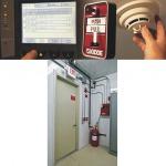 งานระบบแจ้งเหตุเพลิงไหม้ (FIRE ALARM SYSTEM) - ห้างหุ้นส่วนจำกัด พี เค เพาเวอร์ อิเล็คทริค แอนด์ คอนสตรัคชั่น