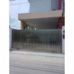 ประตูสแตนเลส - ช่างทำโครงหลังคา - อดิศักดิ์ การช่าง