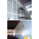 งานสถาปัตยกรรม และงานติดตั้งสุขภัณฑ์  - บริษัท ทองเพ็ญ โซลูชั่น แอนด์ เซอร์วิส จำกัด