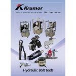 อุปกรณ์ไฮดรอลิก (KRUMOR : Hydraulic Bolt Tools) - บริษัท เอสซีพีพี เอ็นจิเนียริ่ง จำกัด